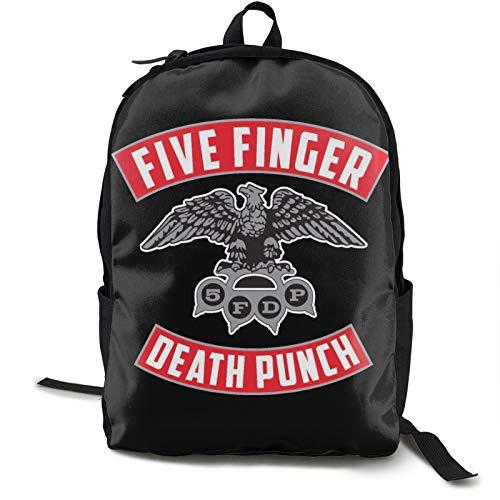 Five Finger Death Punch - Mochila para mujer y niñas