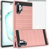 Asuwish Compatible with Samsung Galaxy Note 10 Plus Case