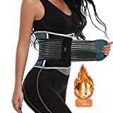cohaper Women Waist Trimmer Trainer Sport Belt Weight Loss Belly Girdle Body Slim Waist Cincher