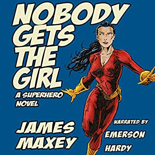 Nobody Gets the Girl audiobook cover art