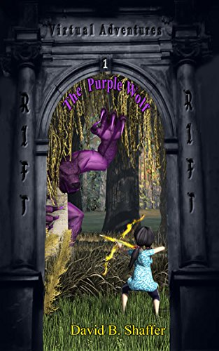 The Purple Wolf: Virtual Adventures (English Edition)