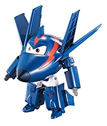 New from Super Wings Season 2, Agent Chace is the special agent member of the team. He's proud, confident, street-smart and often works on undercover cases. His high-tech gadgets make him one of the coolest wings in the fleet and he can transform int...