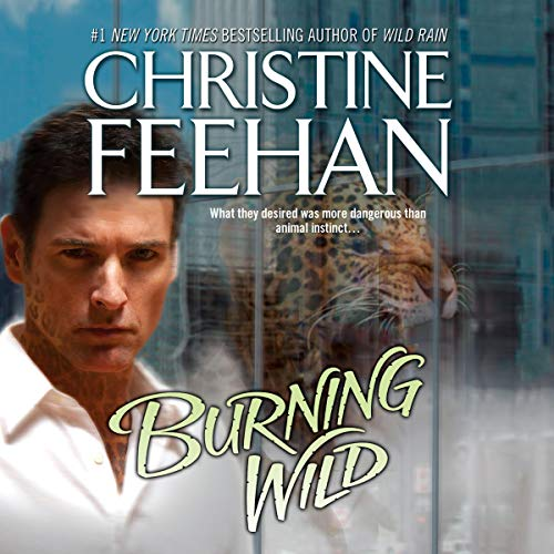 Burning Wild Titelbild