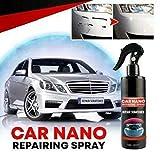 Car Nano Repairing Spray Oxidation Liquid Ceramic Coat Super Hydrophobic Glass,Coating Paint Protection