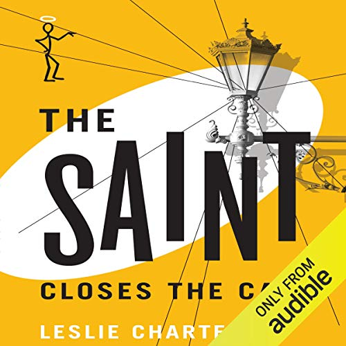 The Saint Closes the Case  By  cover art