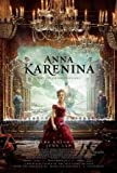 Anna KARENINA - Keira Knightley – Film Poster Plakat