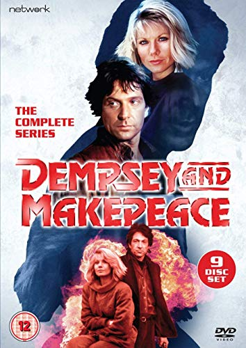 The Complete Series (9 DVDs)