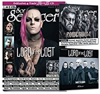 Sonic Seducer 07-08/2021: + 2CDs: Lord Of The Lost mit exkl. 4-Track CD + Blutengel + Nightwish + Powerwolf + Mono Inc. + Erasure + Within Temptation + Paradise Lost + 17 Track CD