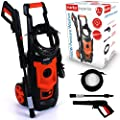 Marko Pressure Washer Power Jet Wash Electric Garden Patio Home Car Outdoor Pump 1600W by Marko