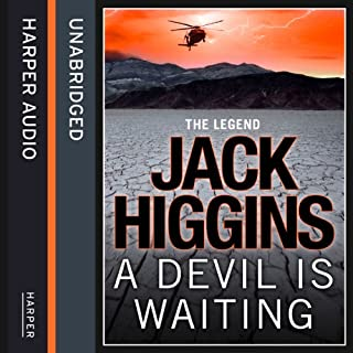 A Devil Is Waiting cover art