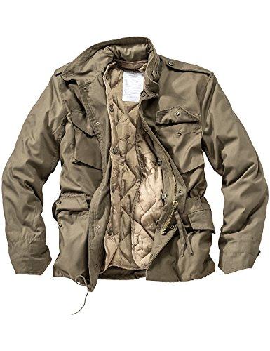 Trooper M65 Feldjacke, Oliv, Size L
