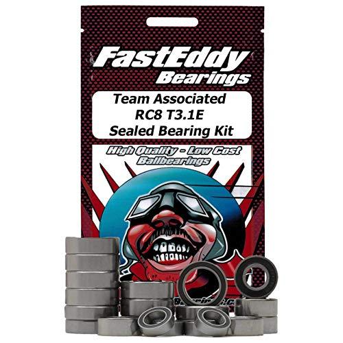 Team Associated RC8 T3.1E Sealed Bearing Kit -  FastEddy Bearings, https://www.fasteddybearings.com-6116