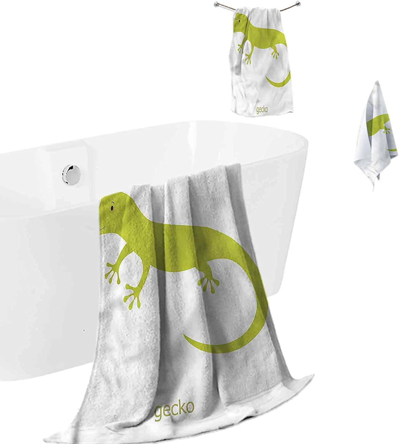 Bath Towels Soft and Plush Ranking TOP14 3-Piece OFFicial site To Lizard Australian Reptile