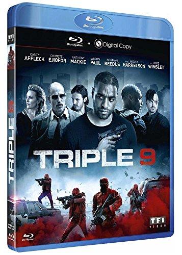 Triple 9 [Blu-ray + Copie digitale]