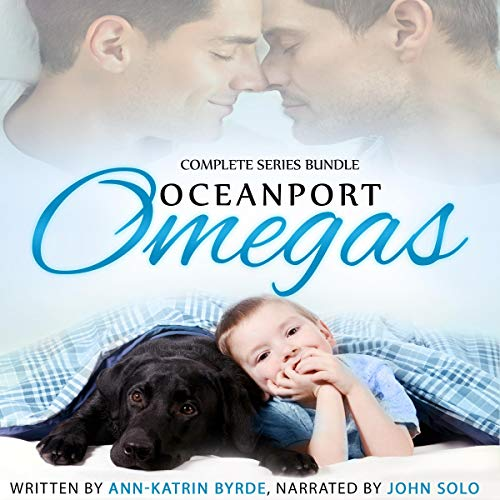 Oceanport Omegas audiobook cover art
