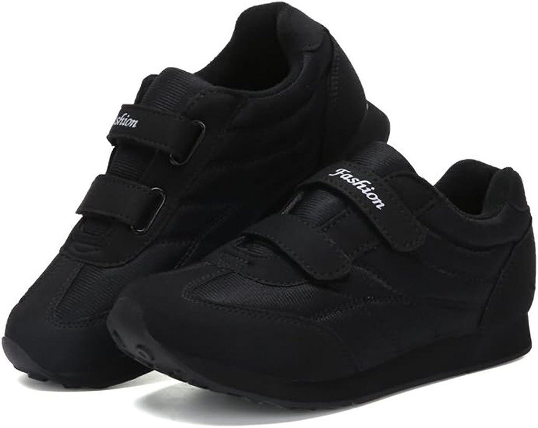 Dig dog bone Women & Men's Flat Heel Super Light Solid color Athletic shoes