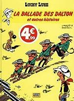 Lucky Luke - Tome 17 - La Ballade des Dalton et autres histoires de Morris