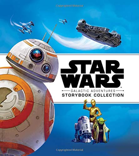 Star Wars Galactic Adventures