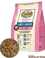【ニュートロ】ナチュラルチョイス犬中型犬~大型犬用【成犬用】チキン&玄米3kg×4個セット