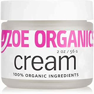 Zoe Organics - Cream, Nourishing and Conditioning Skin Treatment, Packed with Vitamins and Botanicals to Moisturize, Restore and Protect Skin of All Ages (2 Ounces)