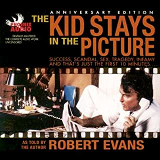 The Kid Stays in the Picture audiobook cover art