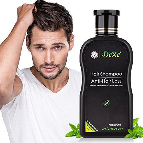 Hair Growth Stimulating Shampoo Anti-Hair Loss Hair Shampoo Thinning Hair Treatment - For men & women 200ML
