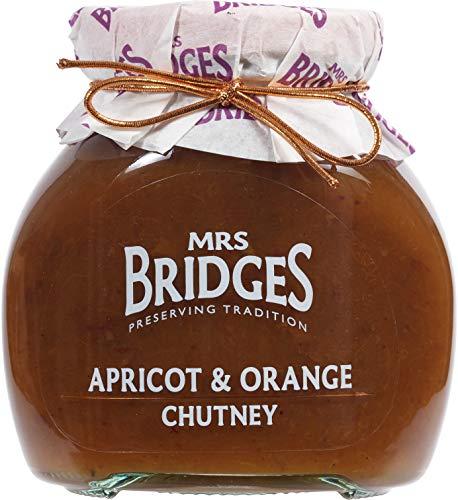 Mrs Bridges Apricot & Orange Chutney, 10.4 Ounce