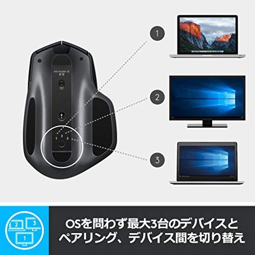 51TbFjJsbwL-「Logicool MX Master 2S」ワイヤレスレーザーマウスを購入したのでレビュー!