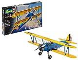 Revell Stearman PT-17 Kaydet, Kit de Modelo, Escala 1:48 (3957) (03957), 16,0 cm