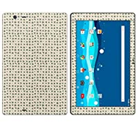 igsticker Qua tab PZ LGT32 全面スキンシール タブレット tablet LGエレクトロニクス シール ステッカー ケース 保護シール 背面 050671