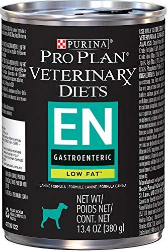 Purina EN Gastroenteric Low Fat Dog Food 12 13.4 Oz Cans