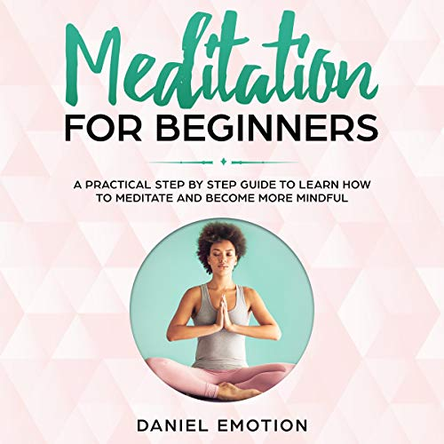 Meditation for Beginners audiobook cover art
