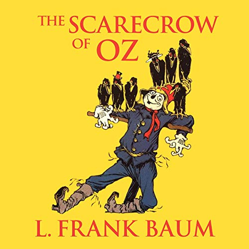 Page de couverture de The Scarecrow of Oz