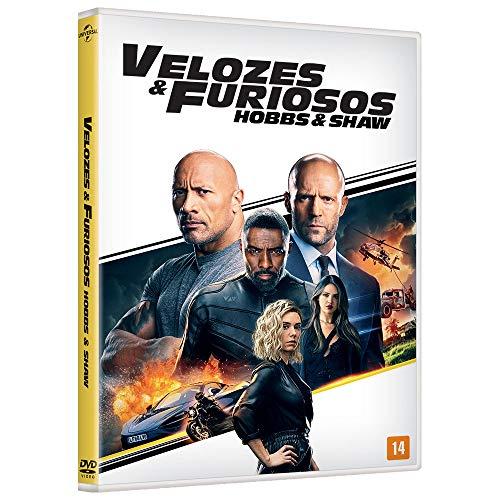 Velozes e Furiosos: Hobbs e Shaw [DVD]