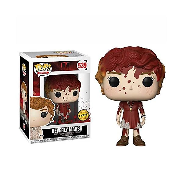 ES Beverly Funko Pop Figure 539 de Stephen King Vinilo 1