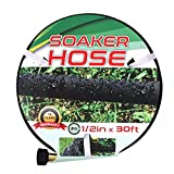 Best Soaker Hoses - Suneed Soaker Hose 7.5 FT 15 FT, Soaker Review
