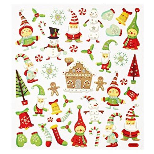 Hobby Design Sticker * Weihnachten IV Winter * Aufkleber
