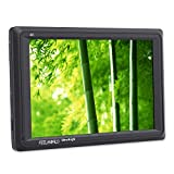 FEELWORLD FW279 7 Inch 2200nit Ultra Bright DSLR Camera Field Monitor High Brightness...