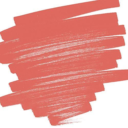Pilot Pintor - Rotulador con punta de cincel (línea ancha), color rojo