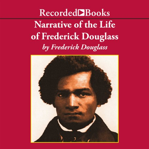 Narrative of the Life of Frederick Douglass cover art