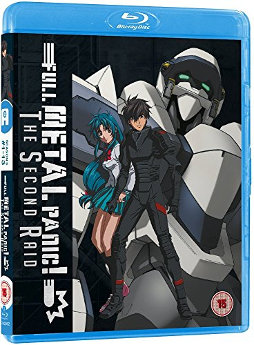 Full Metal Panic! The Second Raid Blu-Ray