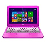 HP 11.6' Pink Stream 11-d011wm Laptop with Intel Celeron Processor, 2GB Memory, 32GB Hard Drive, Bluetooth Windows 8.1 and Microsoft Office 365 Personal (1-yr subscription) (DVD/CD DRIVE NOT INCLUDED)