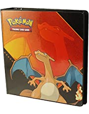 "Charizard 2"" Album with 100 Ultra Pro Platinum 9-Pocket 84628"