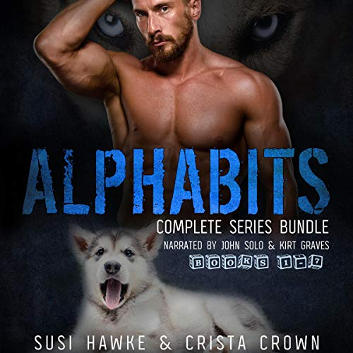 Alphabits: The Complete Series Audiobook By Susi Hawke, Crista Crown cover art