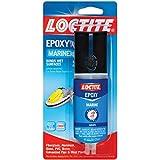 Loctite 1919324-8 Marine Epoxy, 0.85 Fl. Oz. Syringe, 8-Pack, 8 Pack, White, 6...