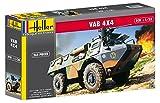 Heller - 81130 - Construction Et Maquettes - Vab 4X4 Transport De Troupes - Echelle 1/35ème