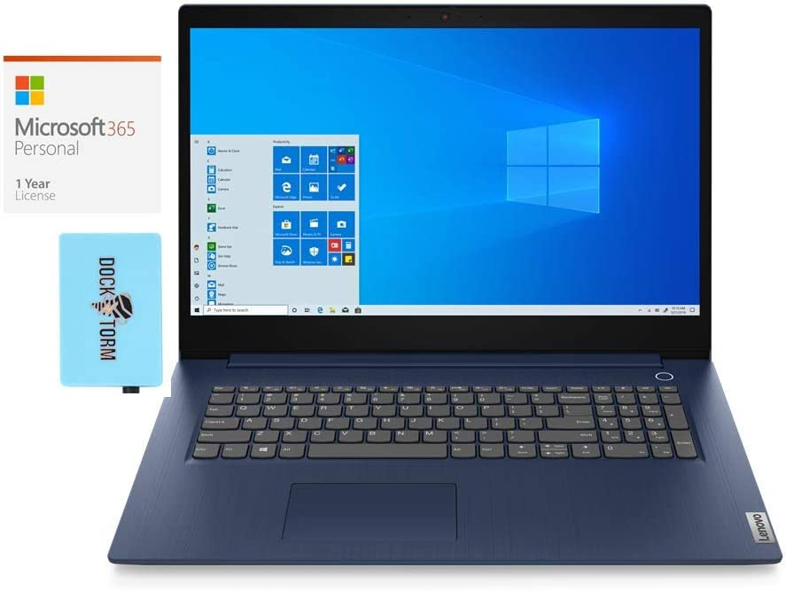 Lenovo IdeaPad 3 17IIL05 Home 4 years warranty Genuine Free Shipping Intel Business i5-1035 and Laptop