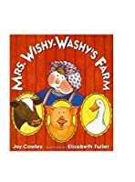 Harcourt School Publishers Storytown: Ltl Bk ..Wishy-Wshy Farm Gr K Stry 08 0153524537 Book Cover