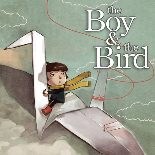 The Boy & the Bird audiobook cover art