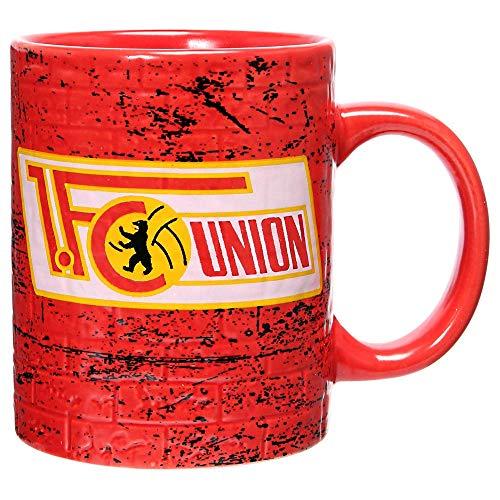 1. FC UNION Berlin Tasse, Becher Mauer